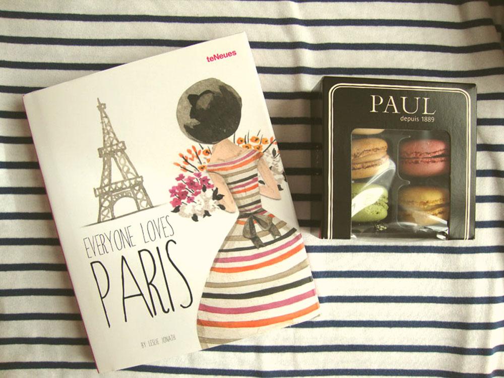 PARIS_kniha
